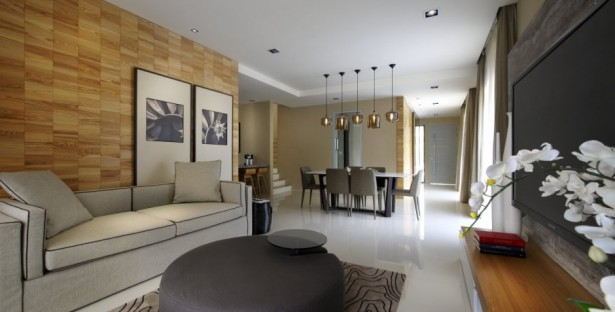 Gorgeous Contemporary Interior Completed Your Home With Nature`s Touch: Elegant Living Room ~ stevenwardhair.com Interior Design Inspiration
