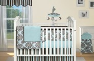 Colorful Baby Boy Nursery Interior Design : Ergonomic And Regal Baby Boy Bedding Set That Reflects Plenty Of Class