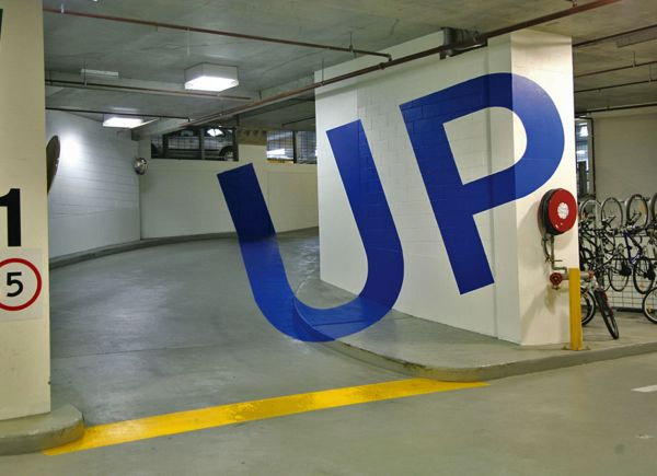 Awesome Parking Garage Designs; 11 Amazing Images: Eureka Car Park Never Get Lost