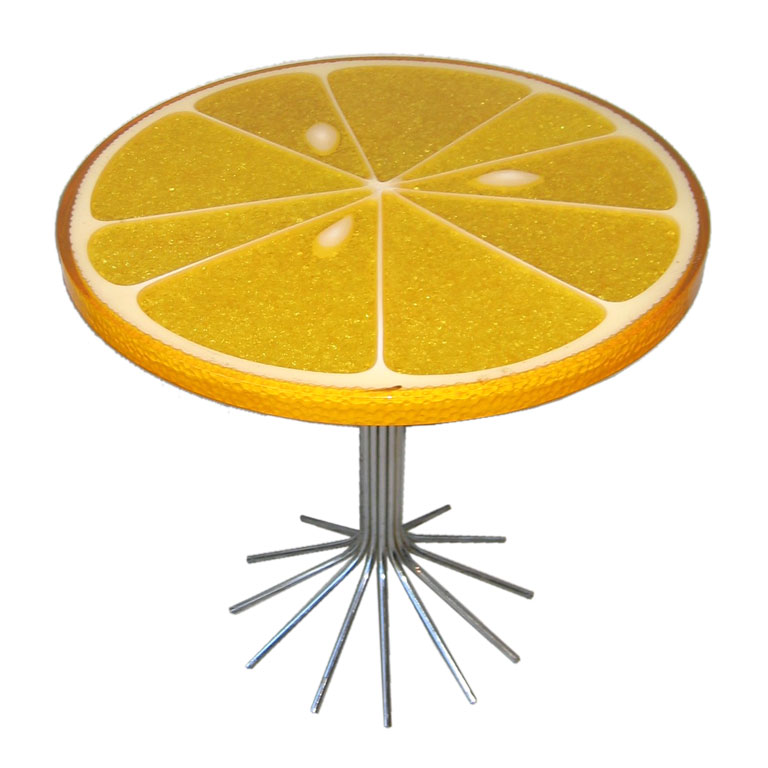 Coffee Table Designs: Exclusive Unique Coffe Table Fruit Design