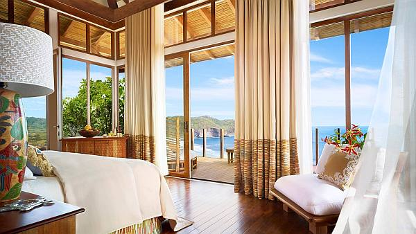 Luxurious Mukul Resort And Spas In Nicaragua: 15 Amazing Pictures: Exotic Bedroom Design Mukul Resort