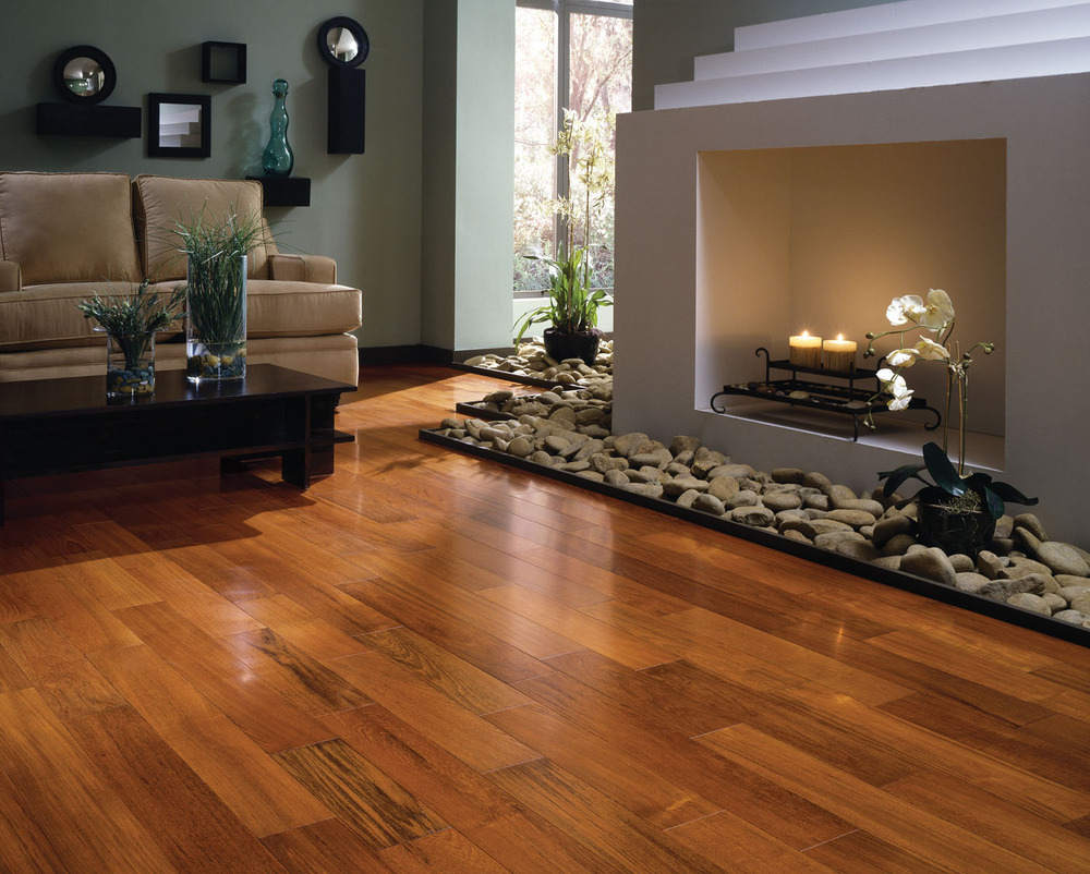 Cheap Hardwood Flooring With Tips : Exotic Hardwood Flooring Design
