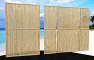Great Designs Of Bamboo Panel Idea For Your Space : Extraordinary Modern Minimalist Bamboo Wall Panels Arts Design Ideas