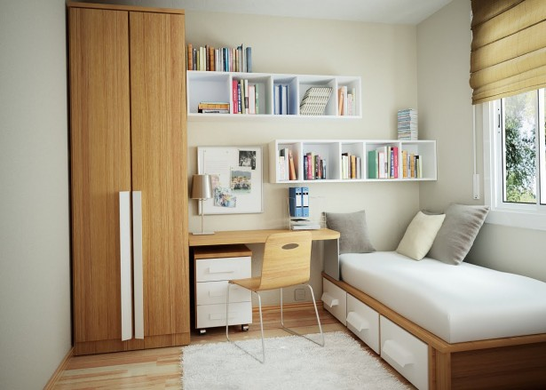Small Room Storage Ideas: Simple And Cheap: Extravagant Minimalist Small Room Storage Ideas Interior Design ~ stevenwardhair.com Bedroom Design Inspiration
