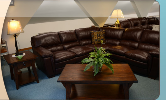 Cheap Sofa Warehouse For The Needs Of Your House: Extravagant Modern Style Brown Color Sofa Warehouse Design
