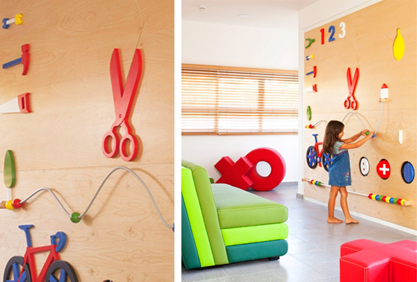 Fun Kids Space With Large Space: Fabulous Kids Play Room Decor With Stunning Wall Decals Ideas ~ stevenwardhair.com Kids Room Inspiration