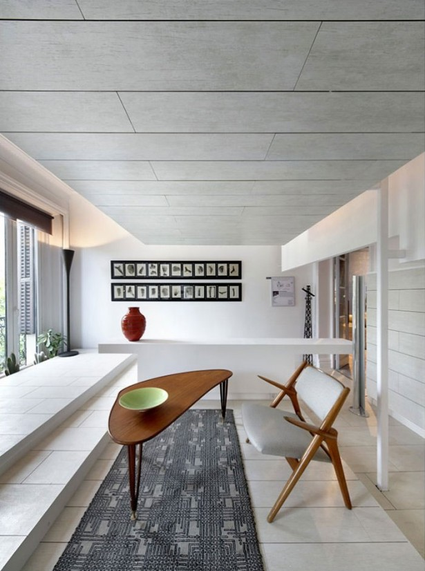 Beautiful Ceramic House With White Interior Design: Fabulous Pattern In The Ceramic House Madrid Spain ~ stevenwardhair.com Interior Design Inspiration