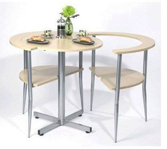 Functional Narrow Kitchen Table Uses Galley Kitchen Design : Fantastic Narrow Kitchen Table Small Metal Frame Wooden Tops