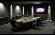 Awesome Meeting Room Interior In The Office : Fbi Meeting Room Design