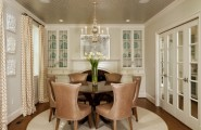 Side Chairs For Dining Room Crafted In Attractive Styles : Formal Intimate Gathering Seating E1348780088226