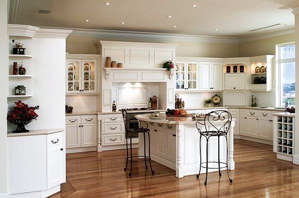 Top Kitchen Remodel Considerations Before Doing The Makeover: French Kitchen Remodeling With Cabinets ~ stevenwardhair.com Kitchen Designs Inspiration