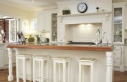 Country Kitchen Designs, Get Warm Feeling : French Provincial Kitchen Designed By Brian Patterson Nouvelle Designer Kitchens