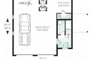 Garage Apartment Plans With Creative Sense : Garage Apartment Plans Skets