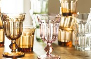 Easter Furnishing For Welcoming Prettiness Of The Spring: 21 Striking Images : Glassware In Warm Tones 600x540