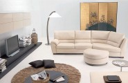 Modern Sofas For More Comfortable Living Room : Gorgeous White Sofas Baratos Living Room Furniture Decorations