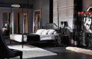 Extraordinary Gothic Home Decor For Visual Brave Personality : Gothic Inspired Bedroom Design