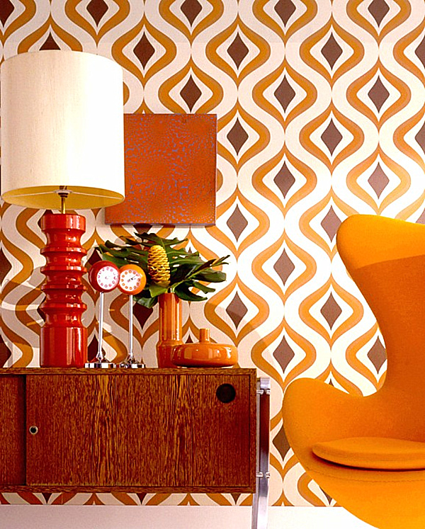 Wonderful Ideas For Wallpaper Design: Graham And Brown Trippy Wallpaper