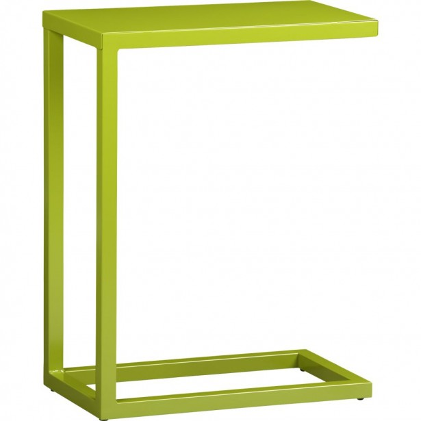 Luxurious C Table From IKEA: Green C Table Design Alumunium Made On Kitchen Interior ~ stevenwardhair.com Tables Inspiration