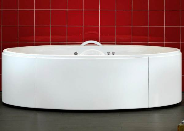 Bathtubs For Two: Love Is In The Air: Hydromassage Bathtub For Two1