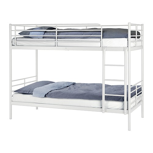 Stylish Ikea Bunk Beds For Kids With Modern Design: Ikea Tromso Bunk Bed