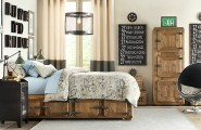 Traditional Boys Room Decoration For Authentic Feel : Industrial Childs Bedroom