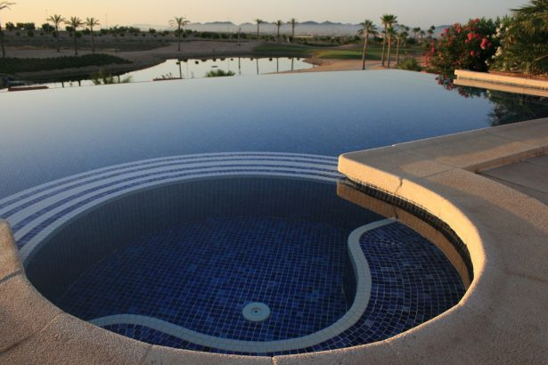 Coolest Infinity Pools, They Are Unusual: Infinity Pool At Hacienda Del Alamo Complex On Spain ~ stevenwardhair.com Tips & Ideas Inspiration
