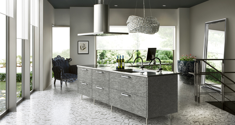 Contemporary Japanese Kitchen Design : Japanese Luxury Kitchens
