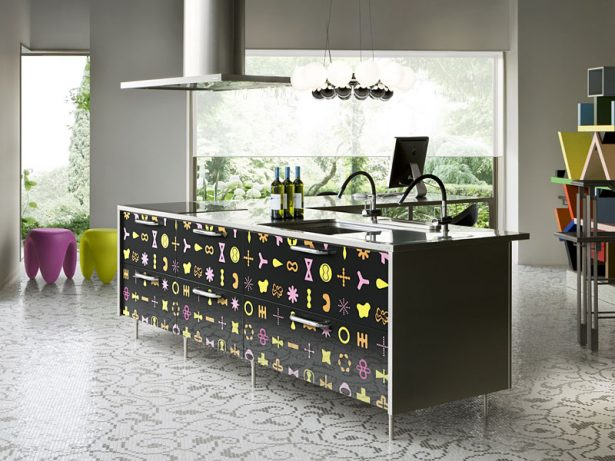 Contemporary Japanese Kitchen Design: Karim Rashid Kitchen ~ stevenwardhair.com Kitchen Designs Inspiration