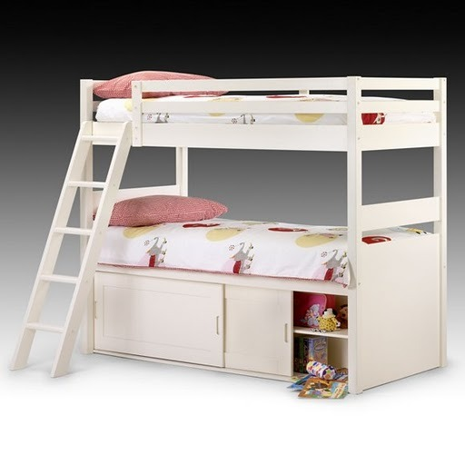 Fun Toddler Bunk Beds With Inspiring Ideas: Kids Bunk Beds