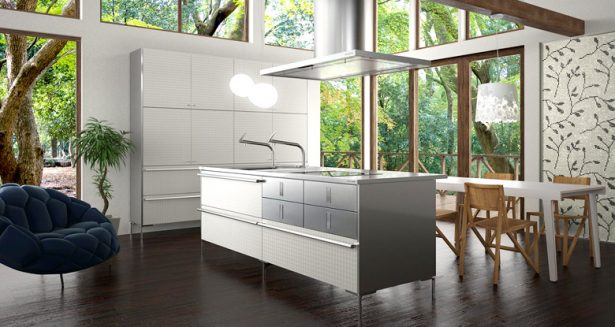 Contemporary Japanese Kitchen Design: Kitchen Wallpaper ~ stevenwardhair.com Kitchen Designs Inspiration
