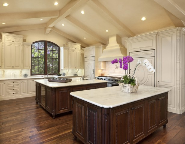 Attractive Home Designs For A Huge House: Kitchen With Spanish Style ~ stevenwardhair.com Home Design Inspiration
