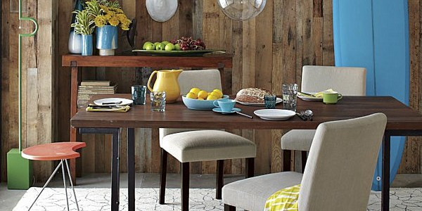 Centerpiece Of Dining Table To Create Inspiring Dining Room : Lemon Centerpiece