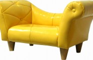 Yellow Sofas And Its Many Designs : Little Ambert Sofa Yellow