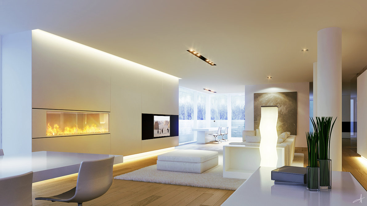 Stylish Living Room Designs Comes With The Interesting Idea : Living Room Lighting