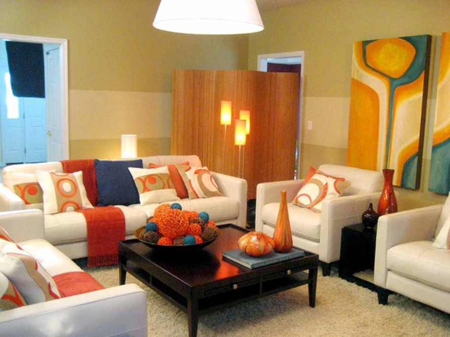 Lively Color Schemes For Living Rooms As You Spirit Encouragement : Living Rooms Color Schemes