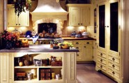 Country Kitchen Designs, Get Warm Feeling : Luxurious Theme For Country Kitchen Designs