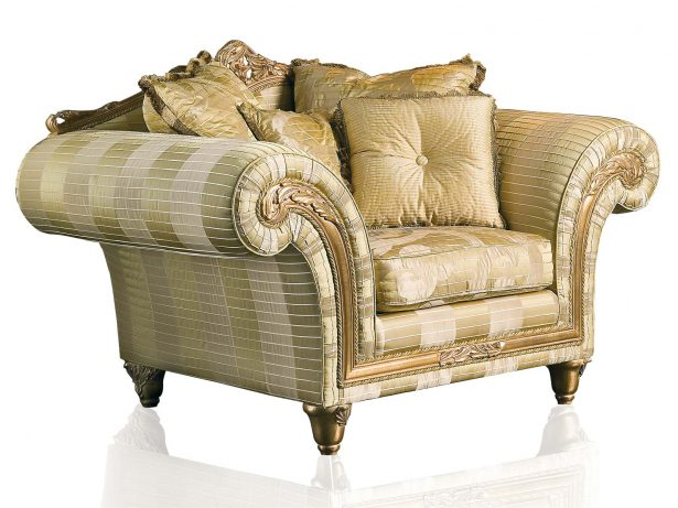 Classic Sofas Of English's: Luxury Classic Sofa And Armchairs Imperial In Grey ~ stevenwardhair.com Sofas Inspiration