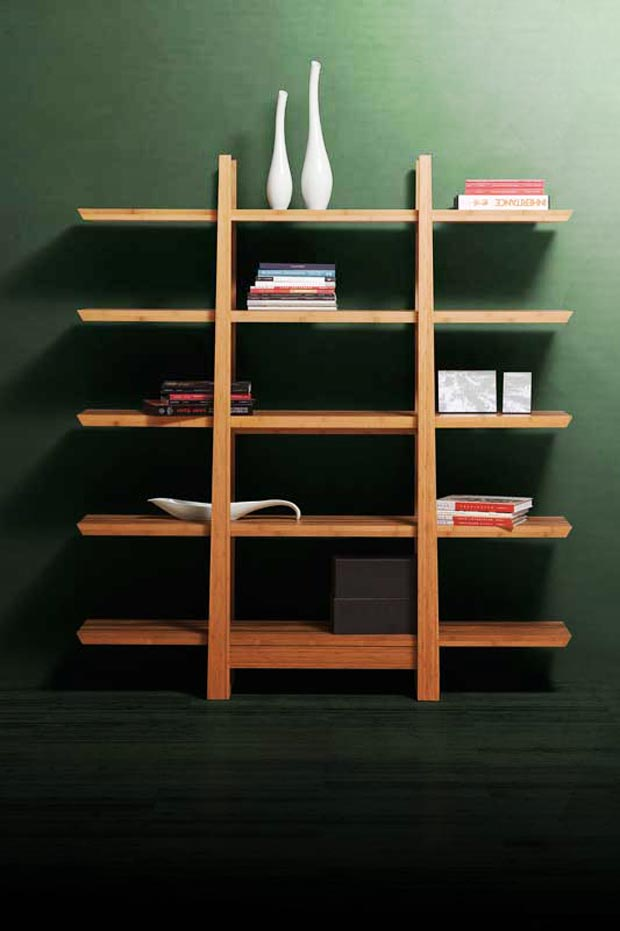 Exceptional Bookshelf Plans In Support Of New Ideas: Magnolia Wooden Bookshelf Design