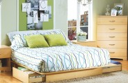 Kids Beds With Storage For A Tidy Room : Marvelous Wooden Style Furniture MAster Kids Beds With Storage