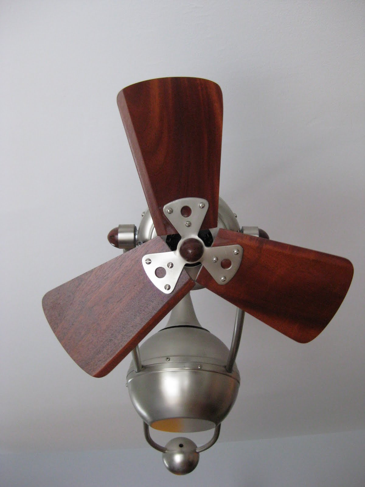 Make Artistic Sense Of Your Living Space With Unique Ceiling Fans: Matthew Gerbar Ceiling Fans