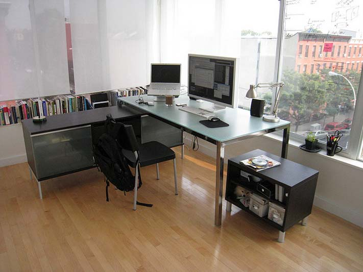 Cool Office Decorating Ideas For Men With True Beauty And Elegance: Men Office Decorating Ideas