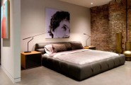 Modern Men`s Bedroom Ideas Present Great Bold Personality : Mens Bedroom Sets Ideas