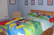 Cute Mickey Mouse Clubhouse Bedroom For Your Lively Kids : Mickey Mouse Clubhouse Bedroom Theme