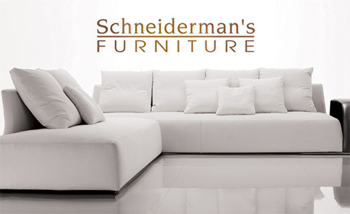 Rusty Schnedermans Furniture For Your Home Interior: Minimalist Modern White Sofa Schneidermans Furniture Design Ideas1