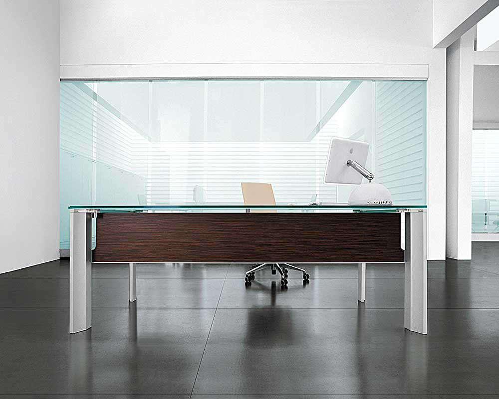 Pleasant Minimalist Office Means Valuable Assets For The Company: Minimalist Office Space Design Photos