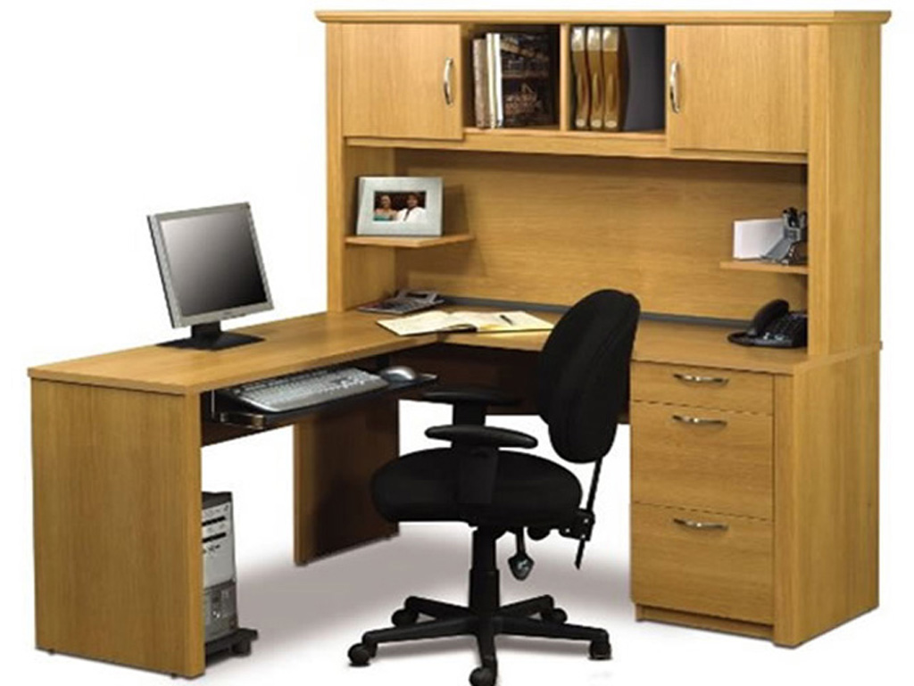 Minimalist Computer Desk For Better Productivity : Modern Computer Desk Furniture And Modern Modular Office Storage Furniture Cabinets