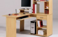 Sophisticated Cabinet Computer Cd Rack Provides Ideal Space For Device : Modern Minimalist Cabinet Computer Cd Rack With Computer Set
