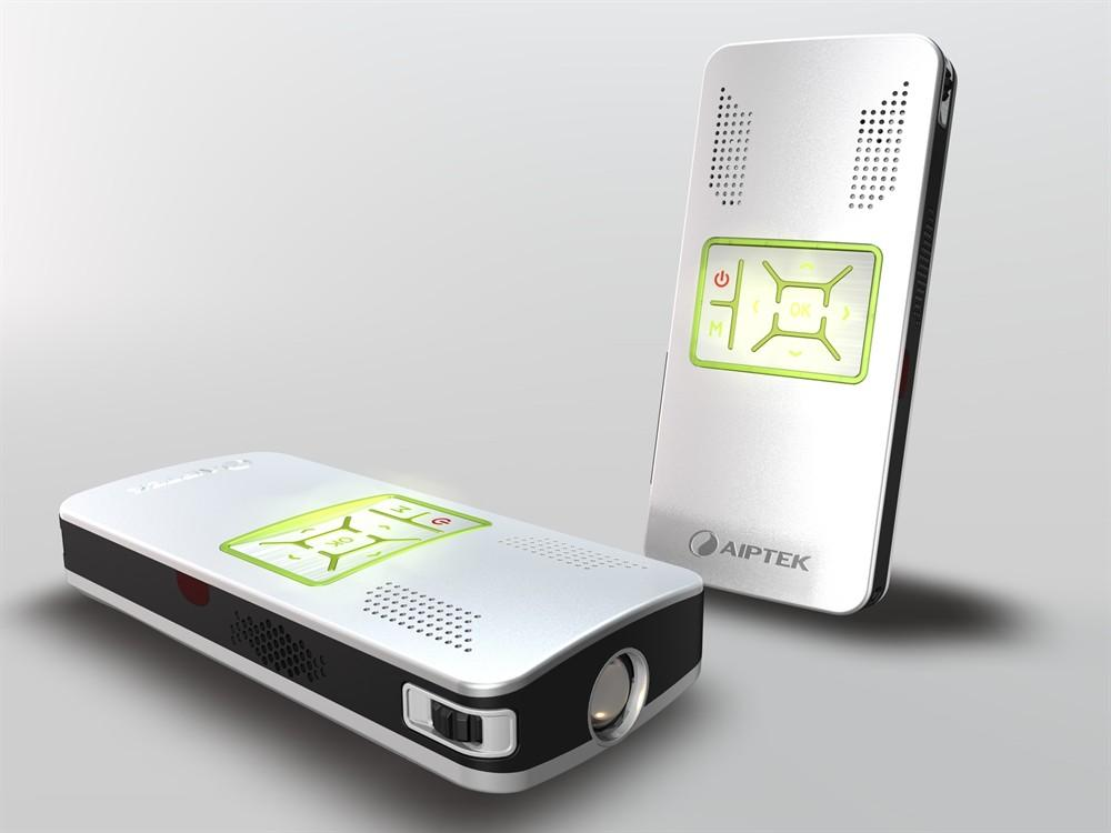 Projector Design Ideas For You : Modern Projector Design Ideas Small Handy Aiptek Projector