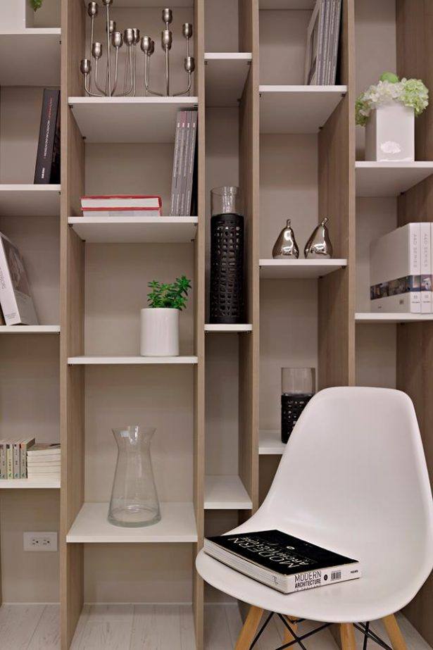 Elegant Modern Shelving To Add Elegant Feeling: Modern Shelving ~ stevenwardhair.com Furniture Inspiration