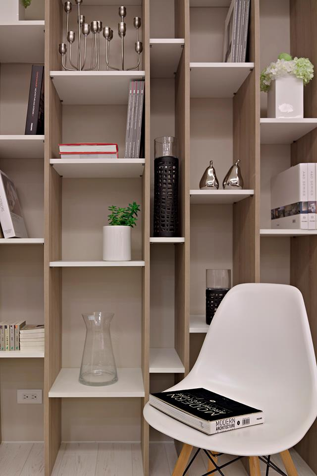Elegant Modern Shelving To Add Elegant Feeling: Modern Shelving